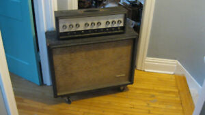 Silvertone 1485 Tube Amp - The loudest Sears ever made!