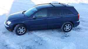 2007 Chrysler Pacifica Touring 4.0 V6 Leather