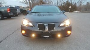 2008 PONTIAC GRAND PRIX GXP *** LOADED / LOW KM *** $9995