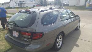 2001 Ford Taurus Wagon