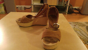 Women's Leather Shoes, size 6