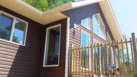 NEW CABIN for sale @ Shores on Cowan Resort