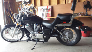 Mint Condition Honda Shadow 750 C2