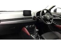 2017 Mazda CX-3 Diesel Hatchback Sport Nav Diesel black Manual
