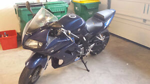 2008 Suzuki SV650S For Sale