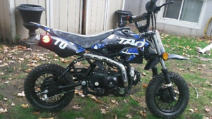 Looking to trade my pitbike for a bmx