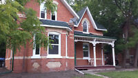 2 bedroom in duplex, downtown Barrie, Victorian renovated house