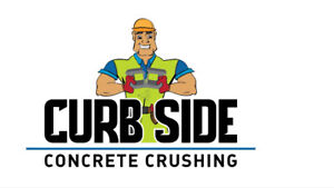 Curbside Concrete Crushing has territories available in your are