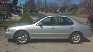 1997 Nissan Altima Other