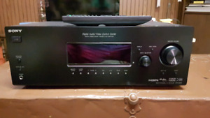 Sony home theater receiver