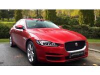 2015 Jaguar XE 2.0 (240) Portfolio Automatic Petrol Saloon