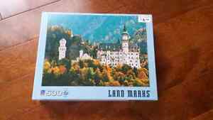 Lot of 5 Puzzles: Puppies, Hot Air Balloons and Landmarks Peterborough Peterborough Area image 3