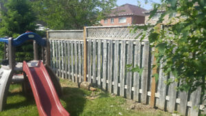 Emergency Fence Repair, New Fence best Price in GTA