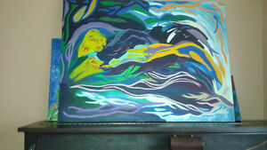 original art work $20 to $300 sold by artist - great gifts London Ontario image 5
