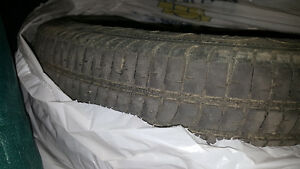 Goodyear Summer tires Not on rims