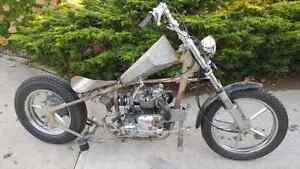 1971 TRIUMPH CHOPPER T100S