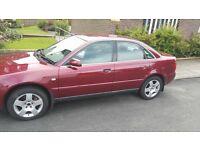 Audi A4 2.5 v6 £500 if gone