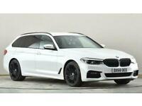 2018 BMW 5 Series 520d xDrive M Sport 5dr Auto Estate diesel Automatic