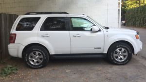 Ford ESCAPE V6 Limited 2008 4WD