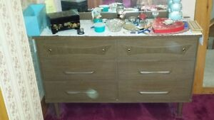 Bed Frame and Bedroom Set to Give Away