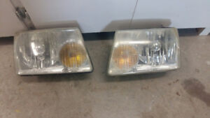 2001 ford ranger head and tail light