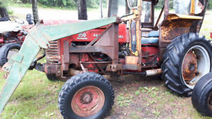 International 350 utility (Parting Out)