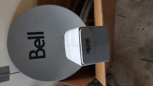 Bell Satellite with new technology