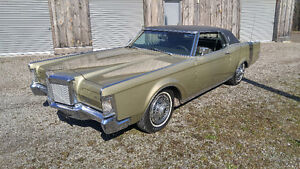 1969 LINCOLN CONTINENTAL MARK 3 IN CLEAN CONDITION