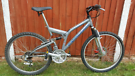 Disc Brake/Full Suspension Adult  Mountain Bike