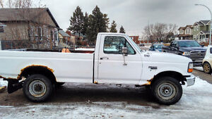 1996 Ford F-250 Xl Pickup Truck