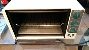 Philips deluxe electronic Bake&Broil Toaster Oven