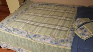 April Cornell Bedding for double bed