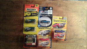 Various Die cast cars Hot wheels matchbox muscle cars Lot 1 London Ontario image 6