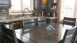Kitchen cabinet refinishing , why replace when you can refinish St. John's Newfoundland image 2