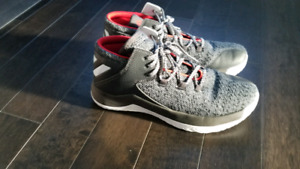 Jordan's and Adidas size 6 and 8.5