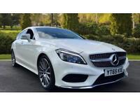 2015 Mercedes-Benz CLS-Class CLS 220d AMG Line Premium 5dr Automatic Diesel Est