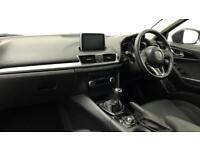 2016 Mazda 3 SPORT NAV Petrol blue Manual