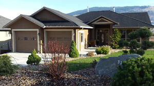 Beautiful house (Rancher) in Coldstream with mountain/valleyview