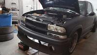 Body Kit Xenon Chevrolet S-10 / GMC Sonoma