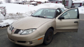 auto à vendre 2004