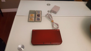 *new* 3DS XL + games! (Price is for console)