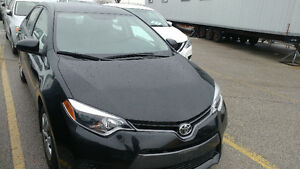 2015 Toyota Corolla LE 59k backup camera $14490 ph:416-858-7673