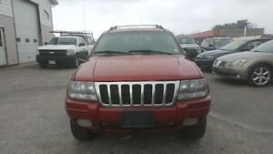 JEEP GRAND CHEROKEE LIMITED 4X4 *** FULLY LOADED SUV *** $4995