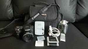 PowerShot sx500 everything included make me an offer