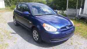 Open to offers: 2008 Hyundai Accent