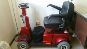Fortress 1700 series wheel scooter - BRAND NEW - NEVER USED