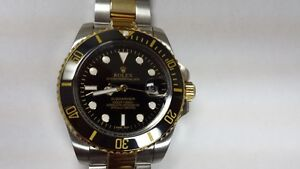 Rolex, Tag Heuer, Breitling, Hublot, Ulyse Nardin watch for sale West Island Greater Montréal image 4