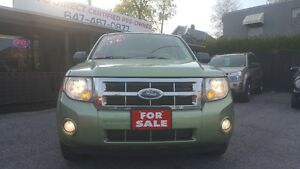 2009 Ford Escape 4X4 ***  LEATHER / SUNROOF *** CERT $6995