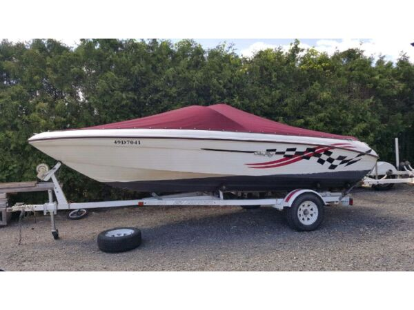 1995 Sea Ray Boats Bowrider