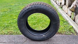 4X (215/65R/16) winter  tires for sale ($100 each obo)